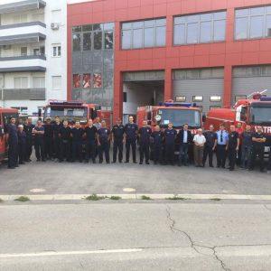 Vatrogasac iz grada Belišća na dislokaciji gašenja požara u Dalmaciji