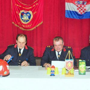 Održana redovna godišnja skupština DVD-a Tiborjanci