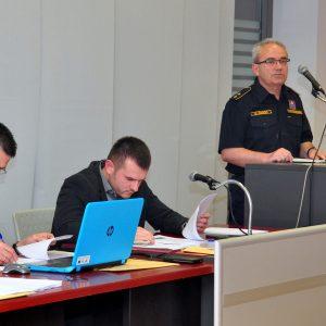 Izvješća i planovi VZG Belišća na sjednici Gradskog vijeća grada Belišća