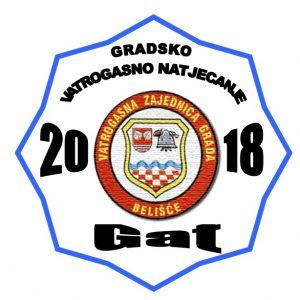 Gradsko vatrogasno natjecanje VZG Belišće 2018. – raspored nastupa