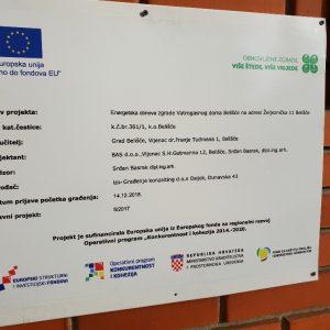 Započeta obnova objekta vatrogasnog doma Belišće