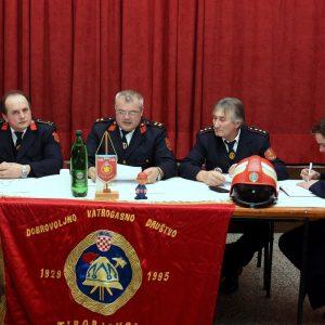 Održana izvještajna godišnja skupština DVD-a Tiborjanci