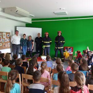 Edukacija djece u području civilne zaštite
