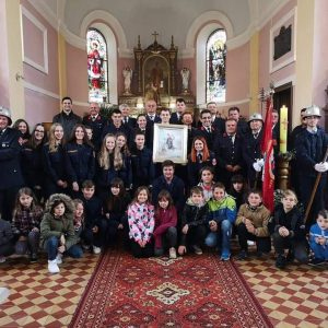 Zajedničko obilježavanje dana Sv. Florijana članova DVD-a Veliškovci-Tiborjanci-Gat
