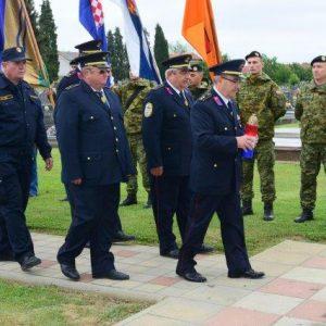 Proslava Dana hrvatskih branitelja grada Belišća