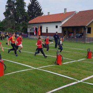 Održano vatrogasno natjecanje VZG Belišće u Tiborjancima
