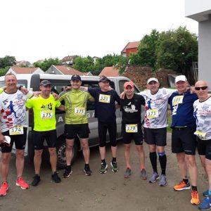 """Članovi DVD-a Belišće na """"1. Vukovar Half Marathon"""""""