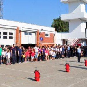 XXII. susret vatrogasne mladeži i podmlatka Belišće 2019. – izvještaj i rezultati