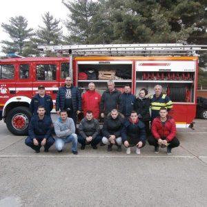 Osposobljavanje za zvanja vatrogasac i vatrogasac I. klase