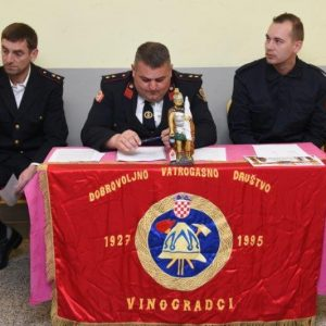 Održana izvještajna skupština DVD-a Vinogradci