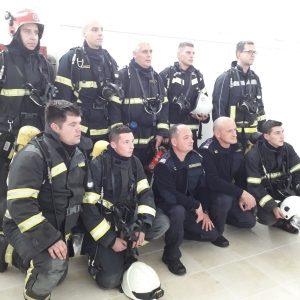 Novi poligon za vatrogasce u Našicama