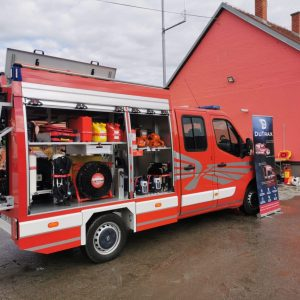 Prezentacija vatrogasnog vozila